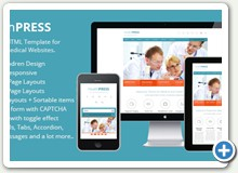 Medical - Health Press - See Full Site Demo