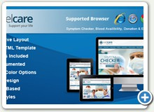 Medical - Welcare - See Full Site Demo